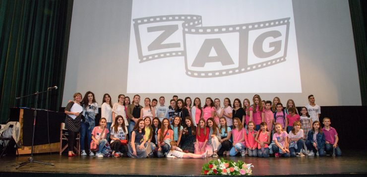 ZAG-ov film Škola na kotačima na satu GOO